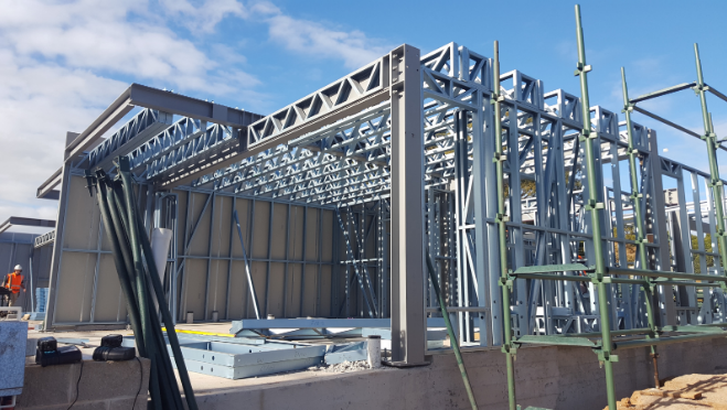 steel framing Sydney