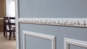 decorative moldings and trim